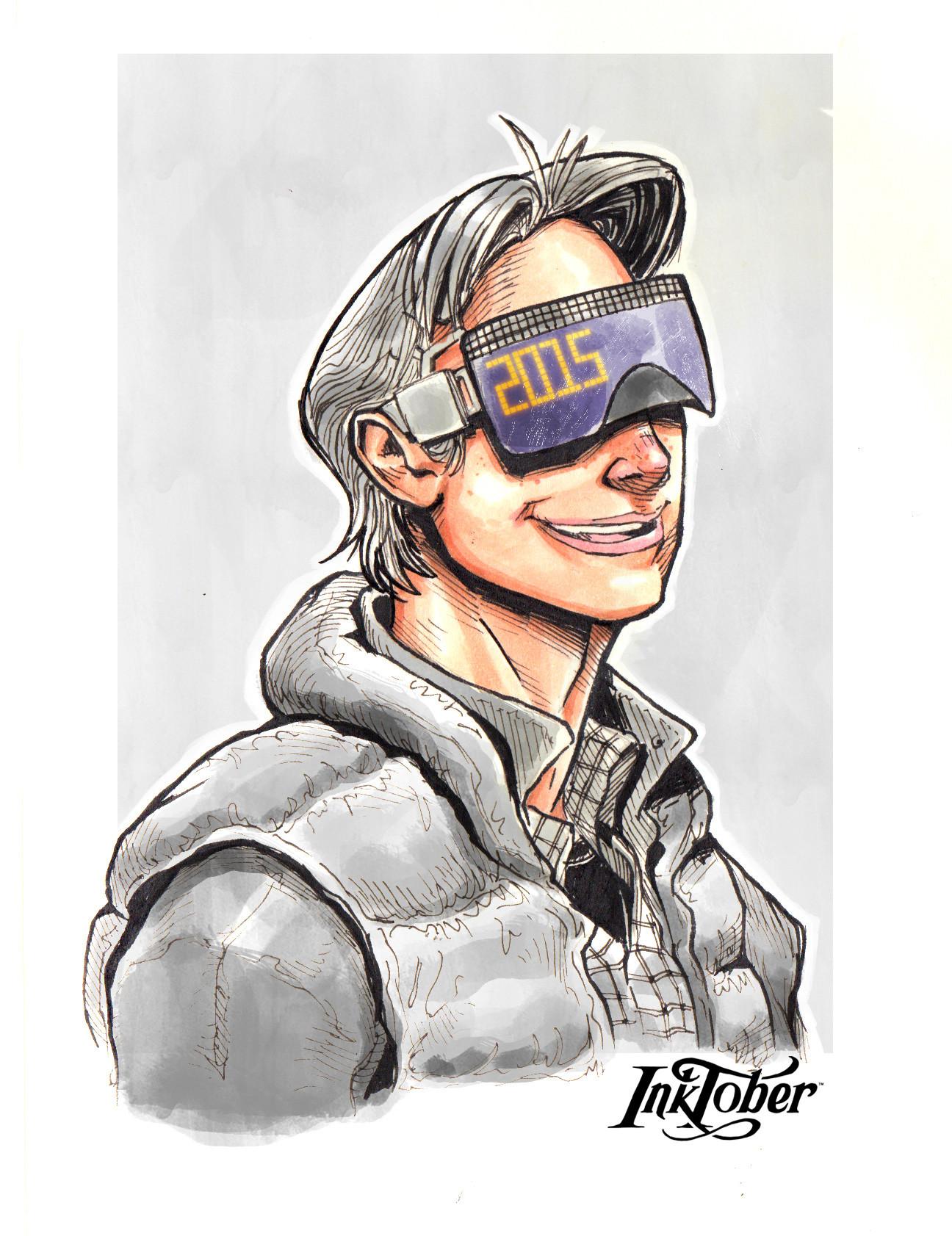 Josh matts inktober18 b