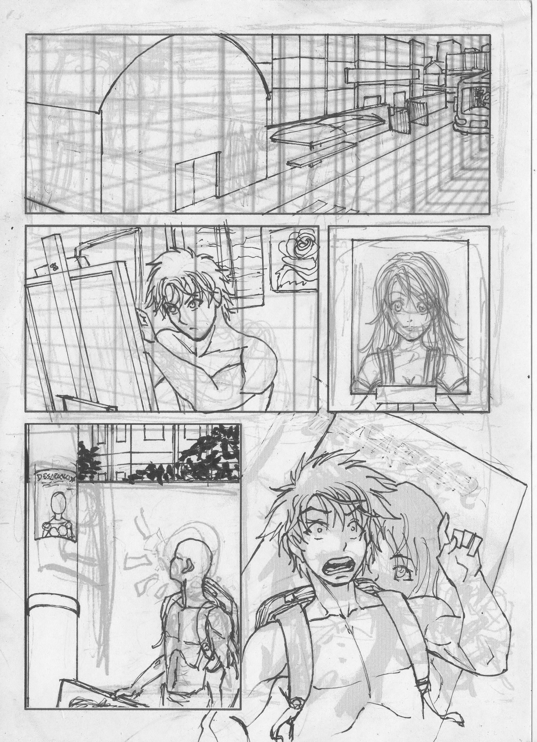 Gustavo melo page 2 comicshotb
