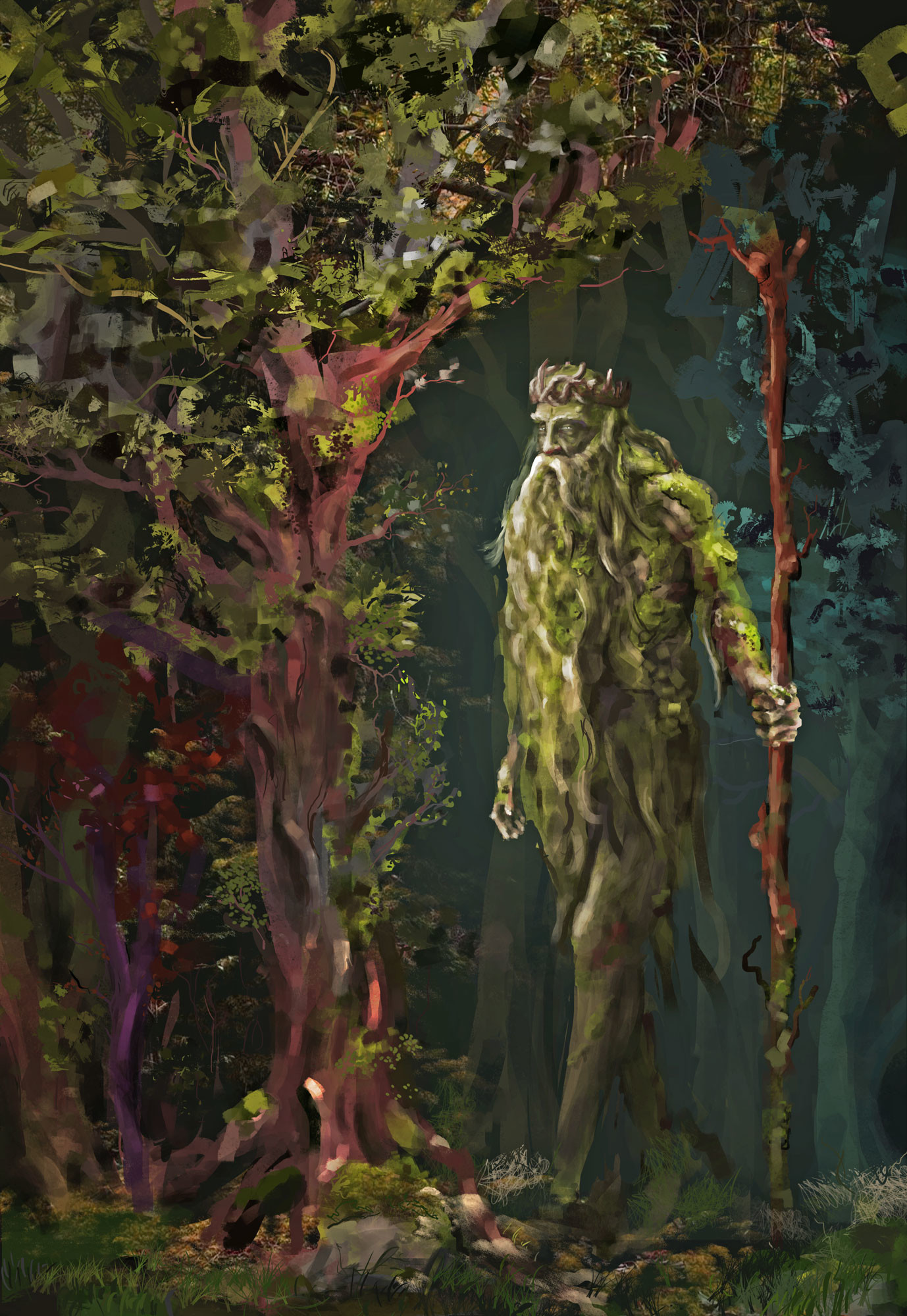 Leshy, King of the forest