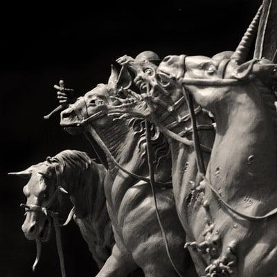 Sadan vague four horsemen of the apocalypse 5 by sadania d9dmua4