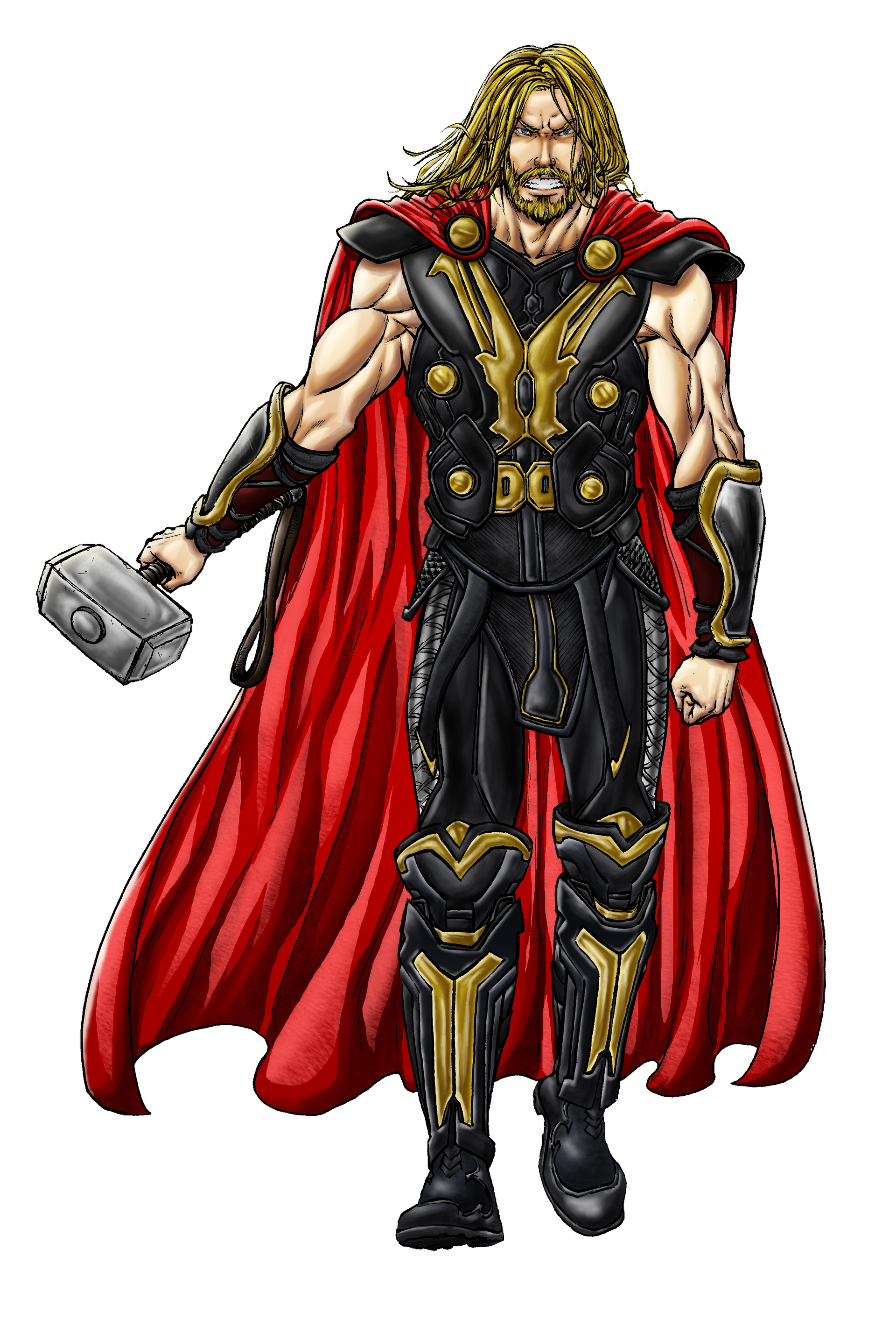 Gustavo melo thor color