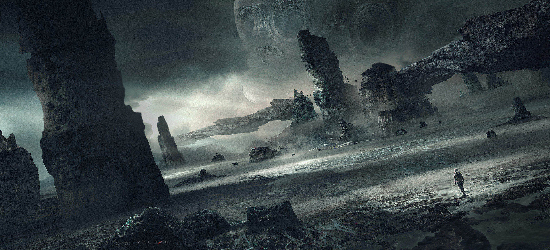 Juan pablo roldan alien world 12