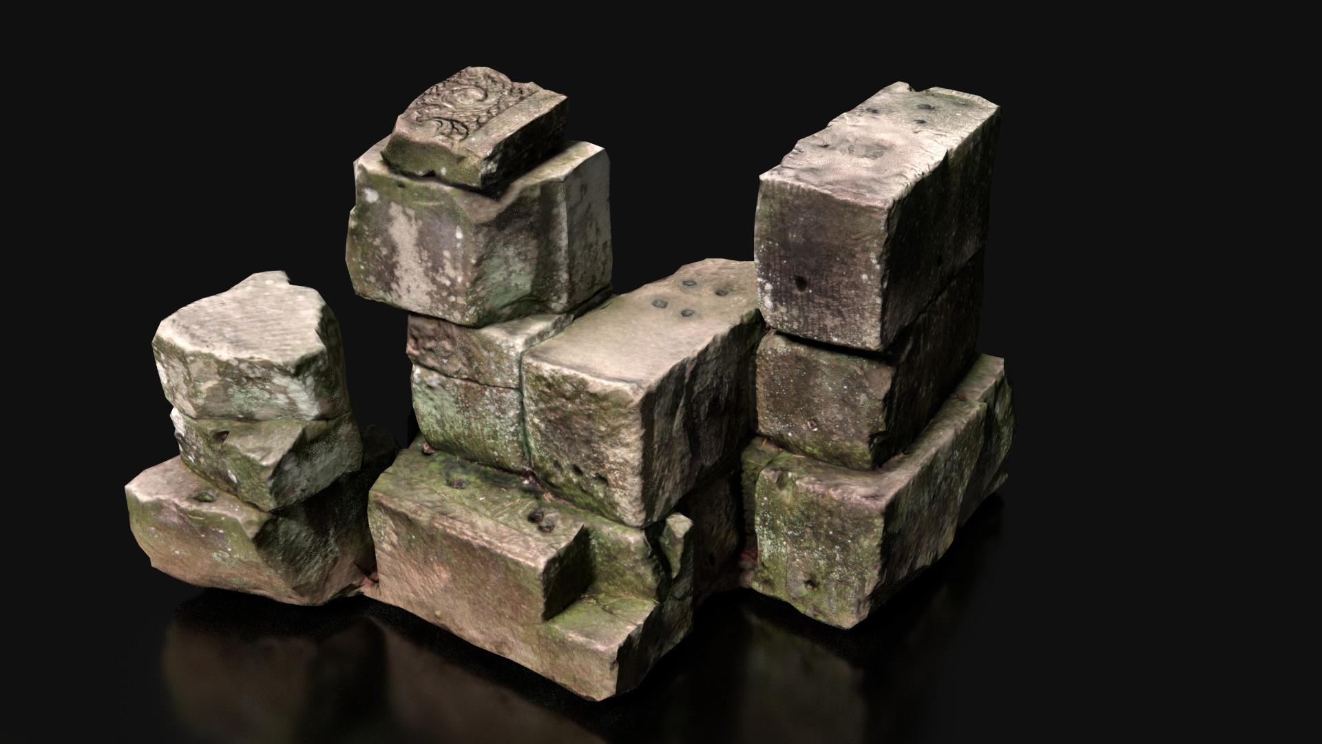 Sieben corgie stonepile 03