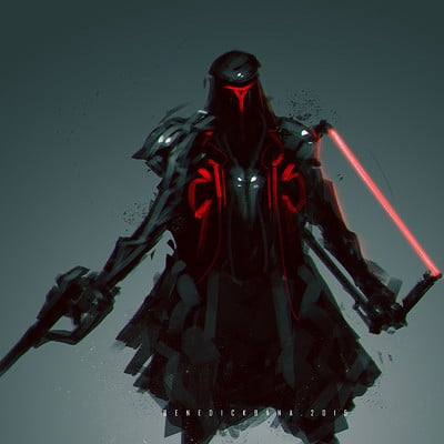 Benedick bana darth caduceus lores