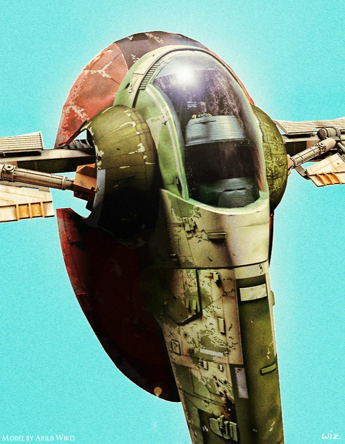 Paul johnson slave1 model