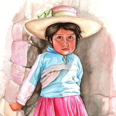 Patricia vasquez de velasco nina