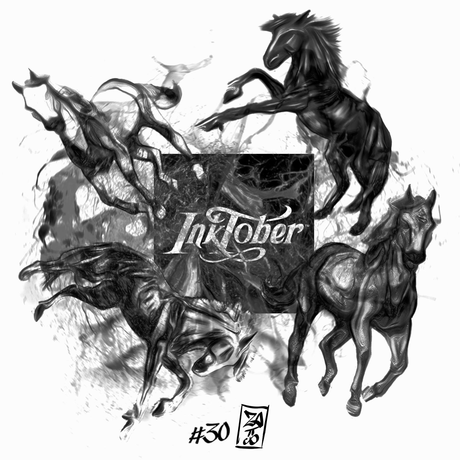 inktober #30