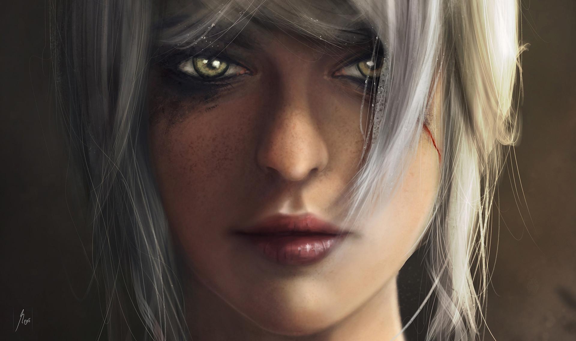 Reha sakar ciri closeup 1080