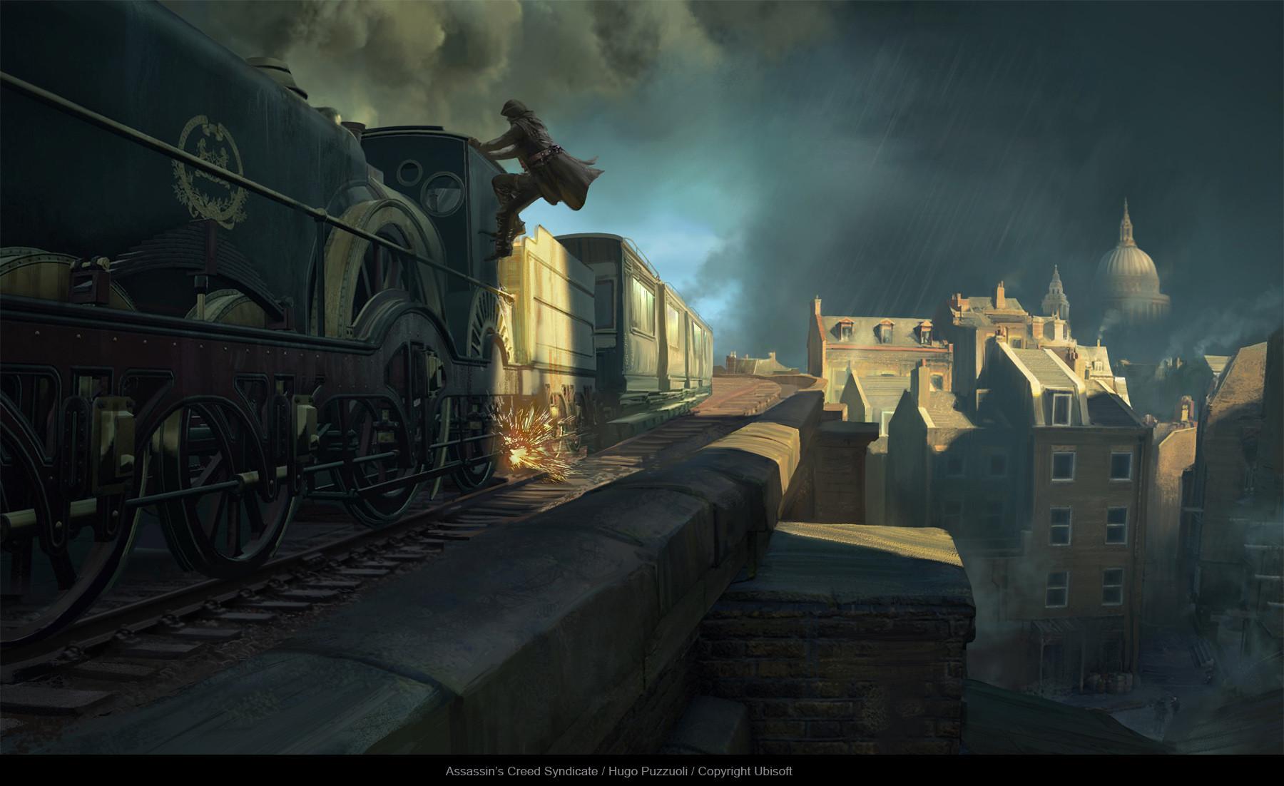 Hugo puzzuoli train fix hpuzzuoli