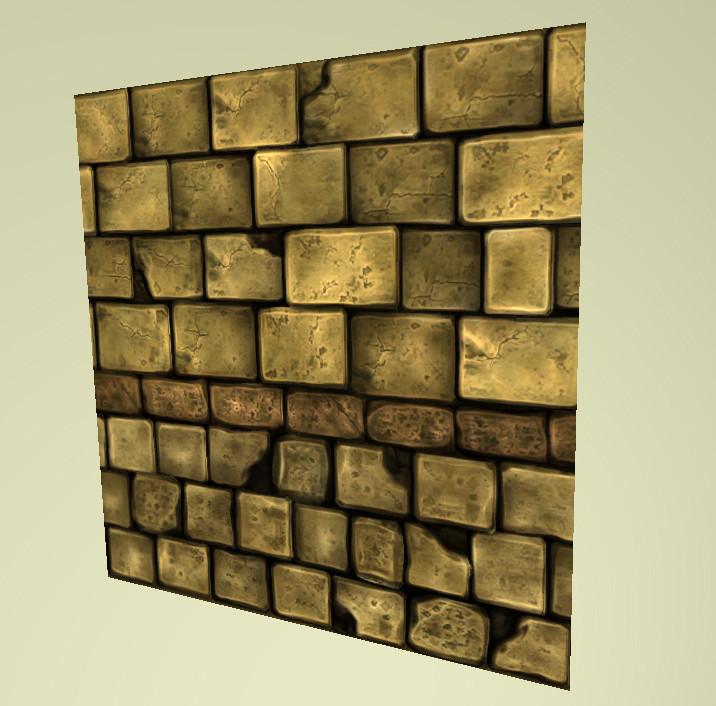 David alarcon temp wall