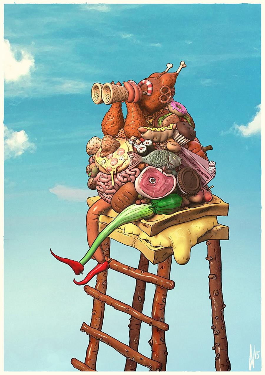 The final illustration