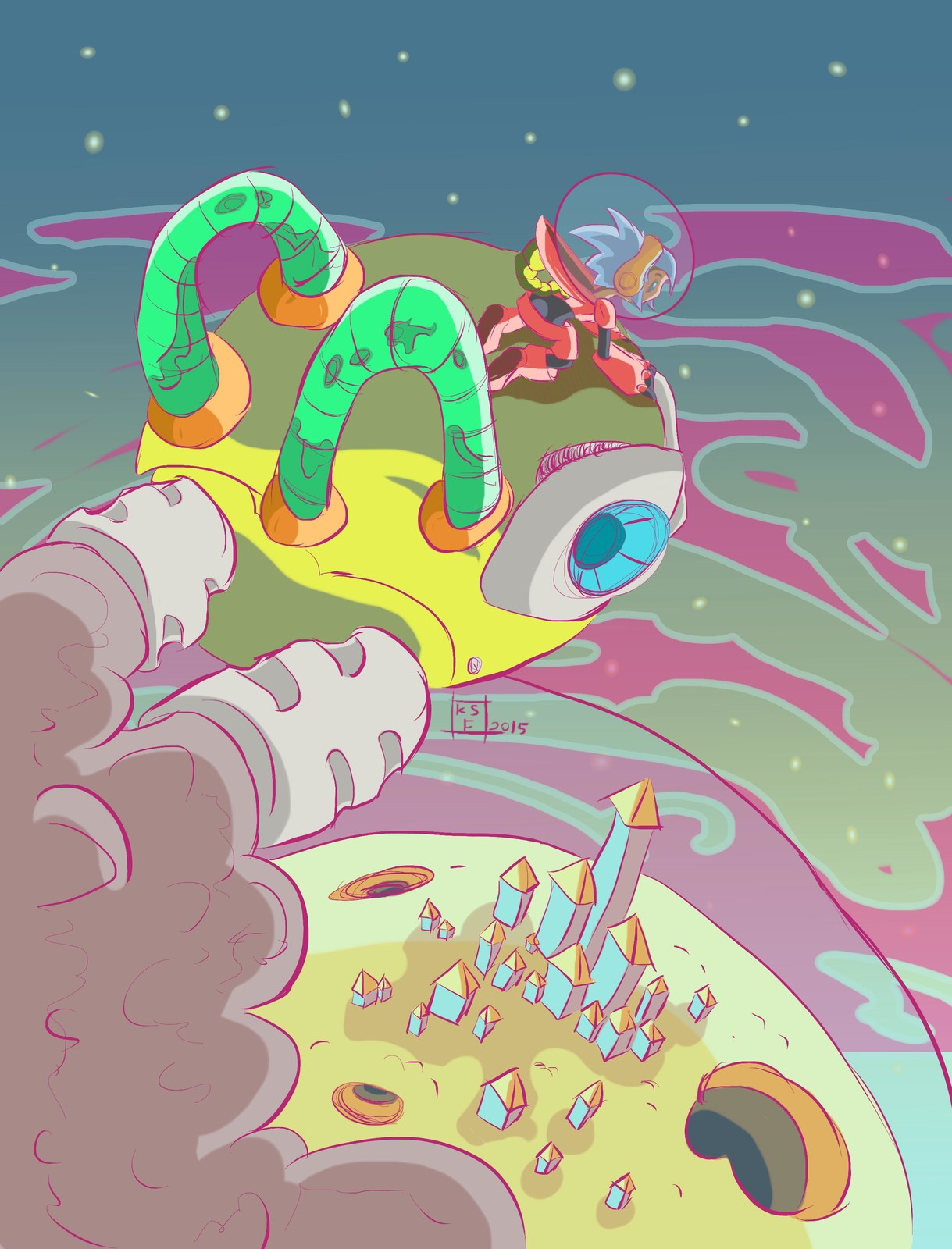 Space Ranger Adventure 3