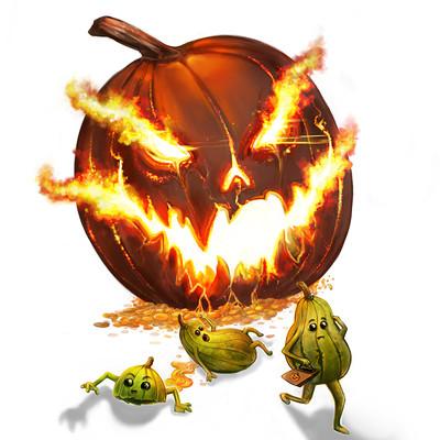 Josiah herman pumpkin