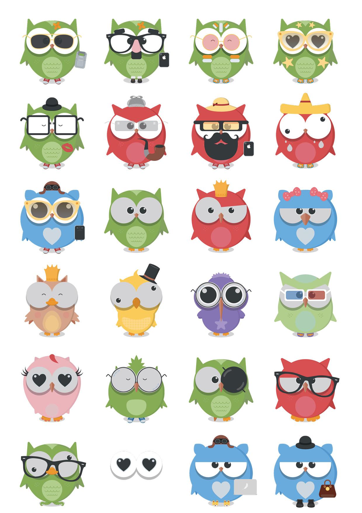 Marco baccioli owls 2