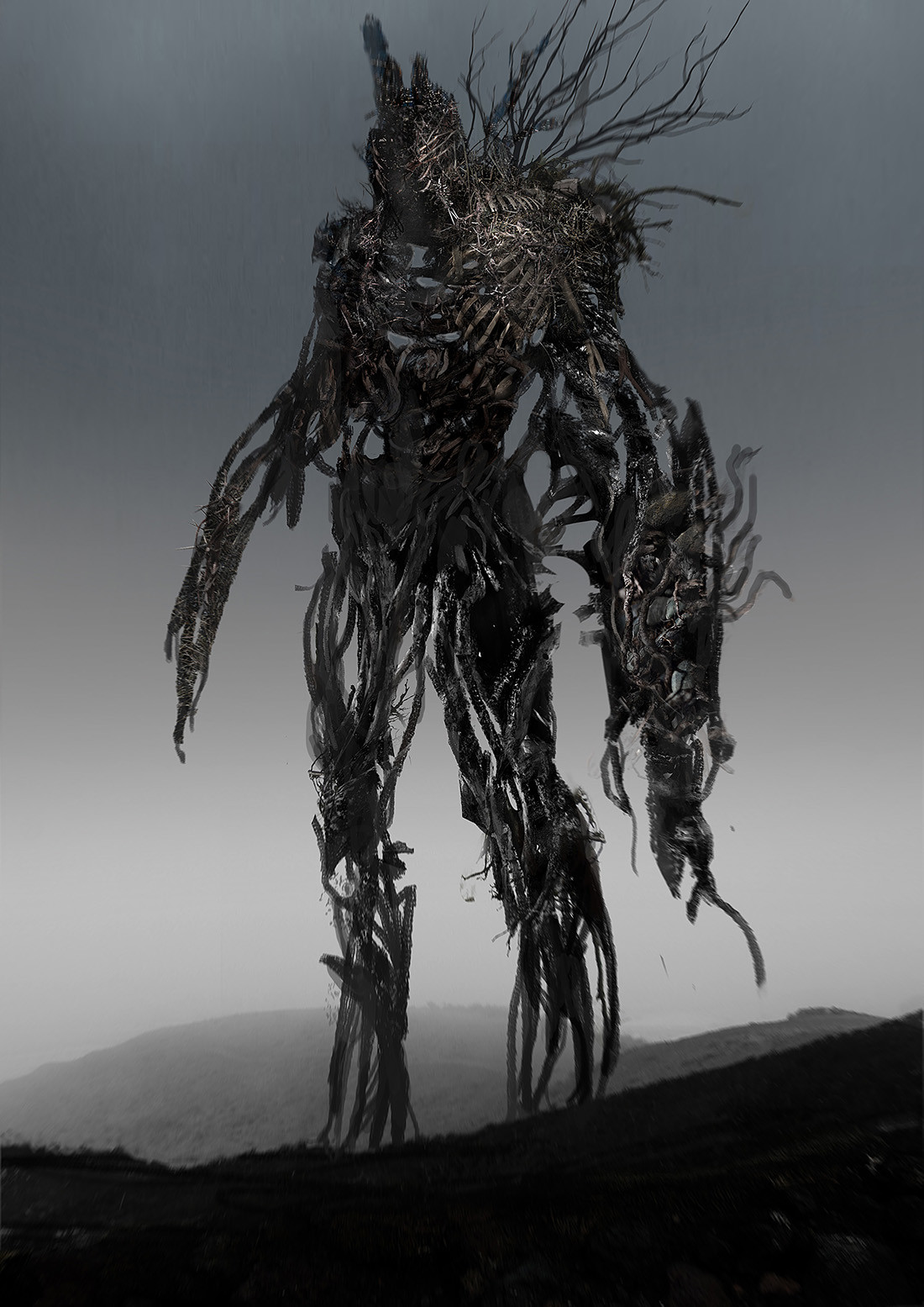 early sentinel concept done for The last Witch Hunter