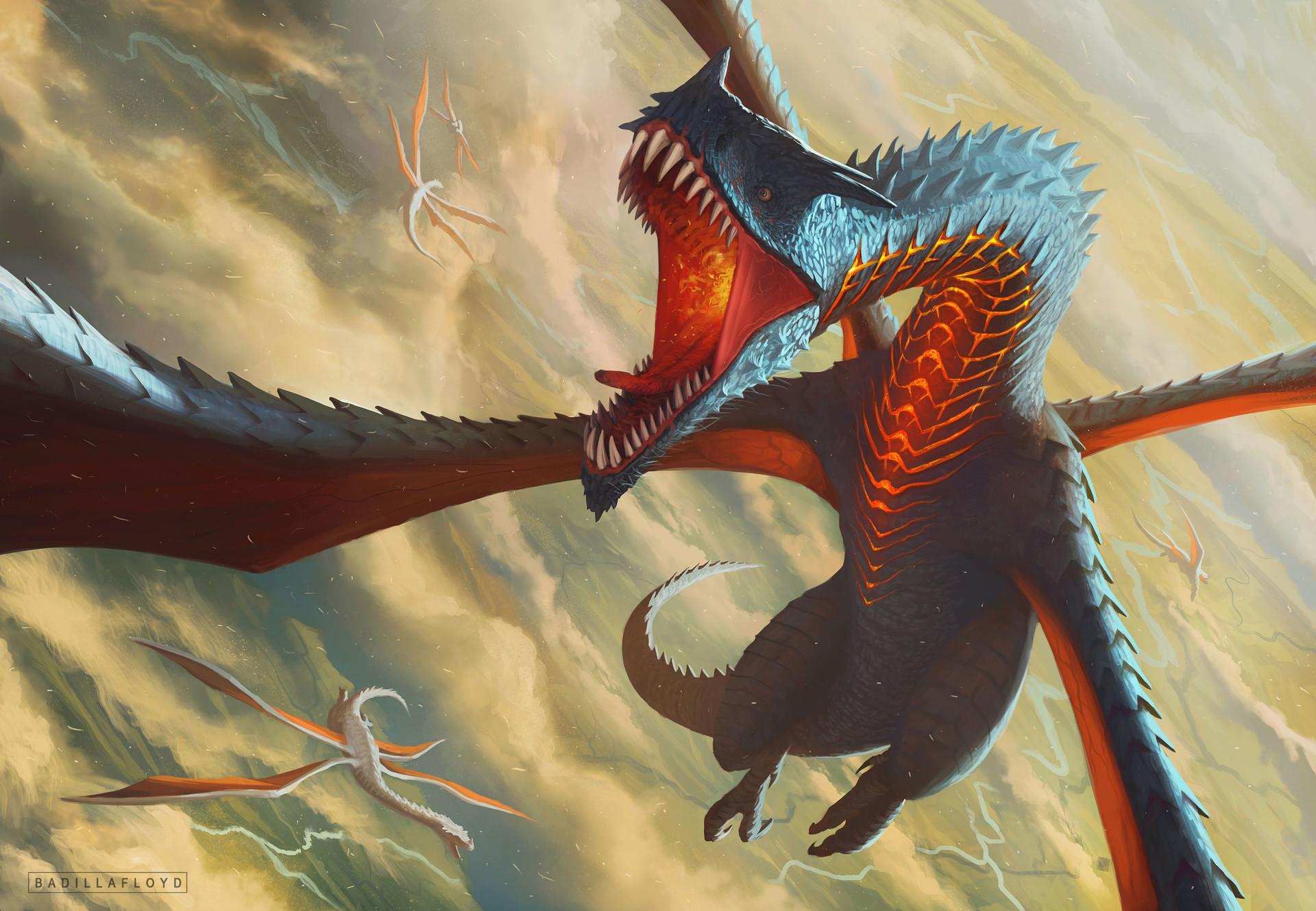 Francisco badilla clamor de dragon by badillafloyd d9eq0is