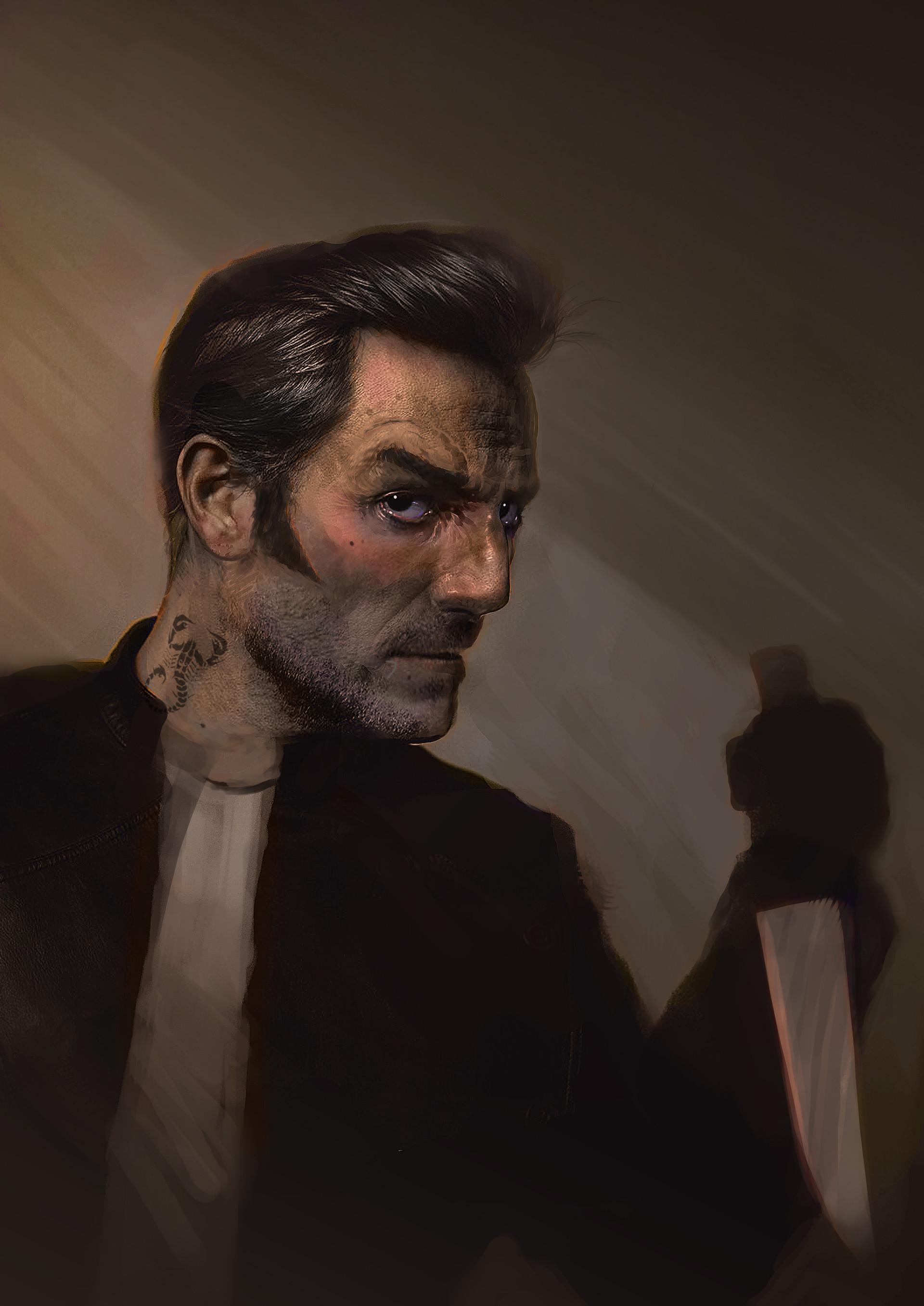 Mauro mussi assassing3