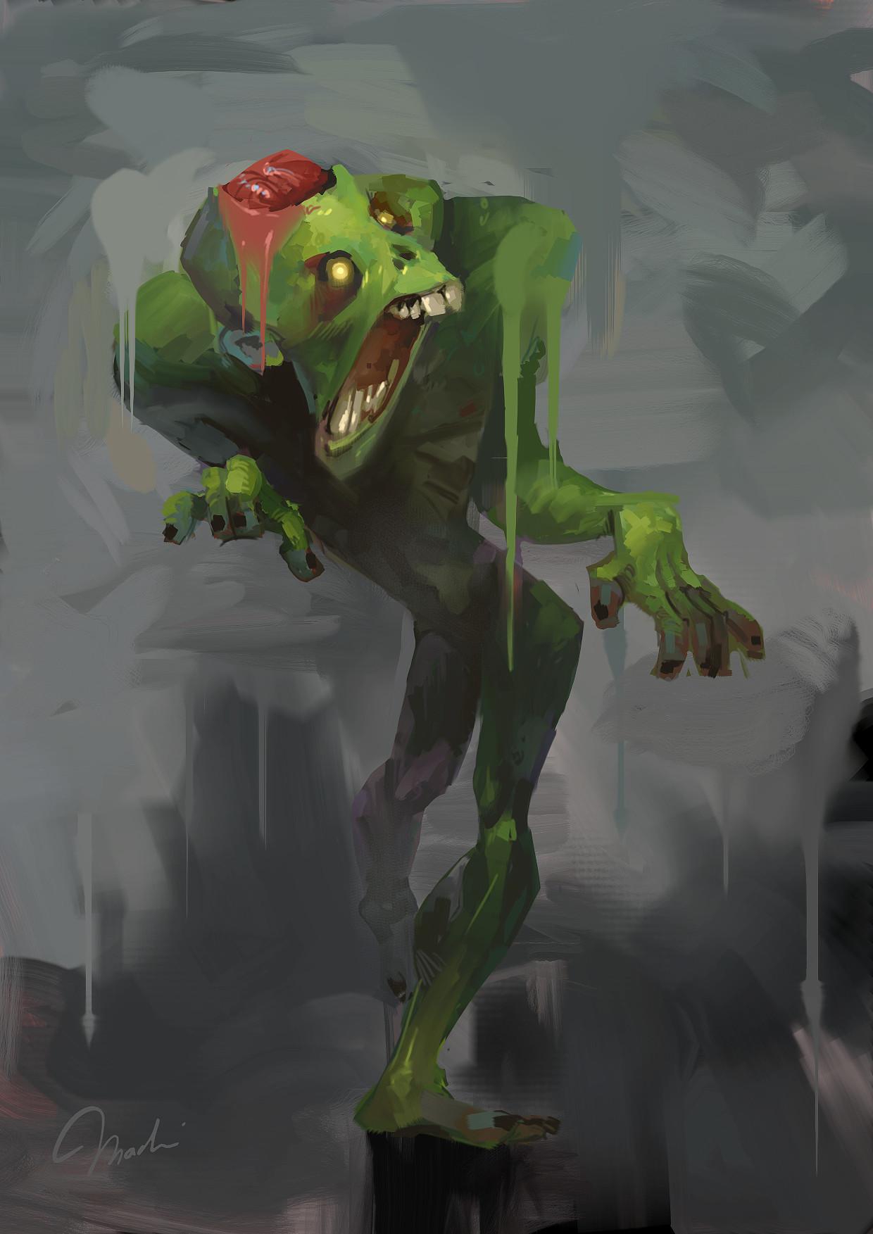 Magda proski zombie