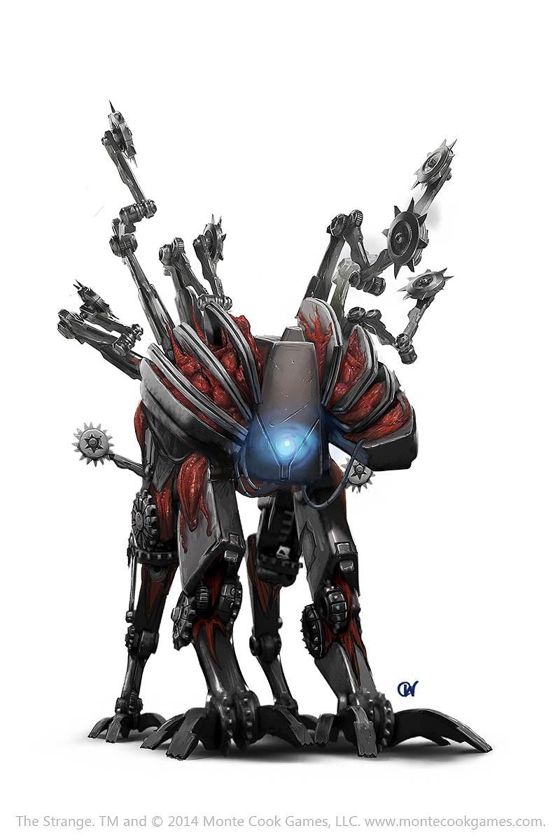 Razor Droid
