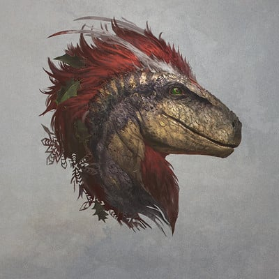 Gerry arthur chrsitmasaurus