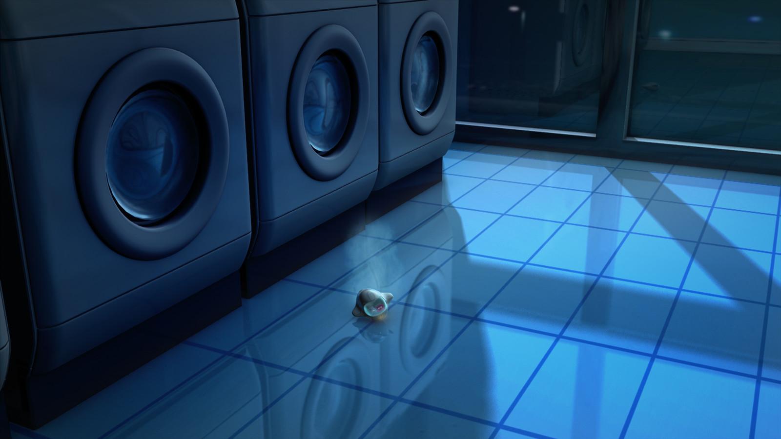Laundry Monsters - still