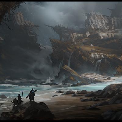 Daryl mandryk broken coast