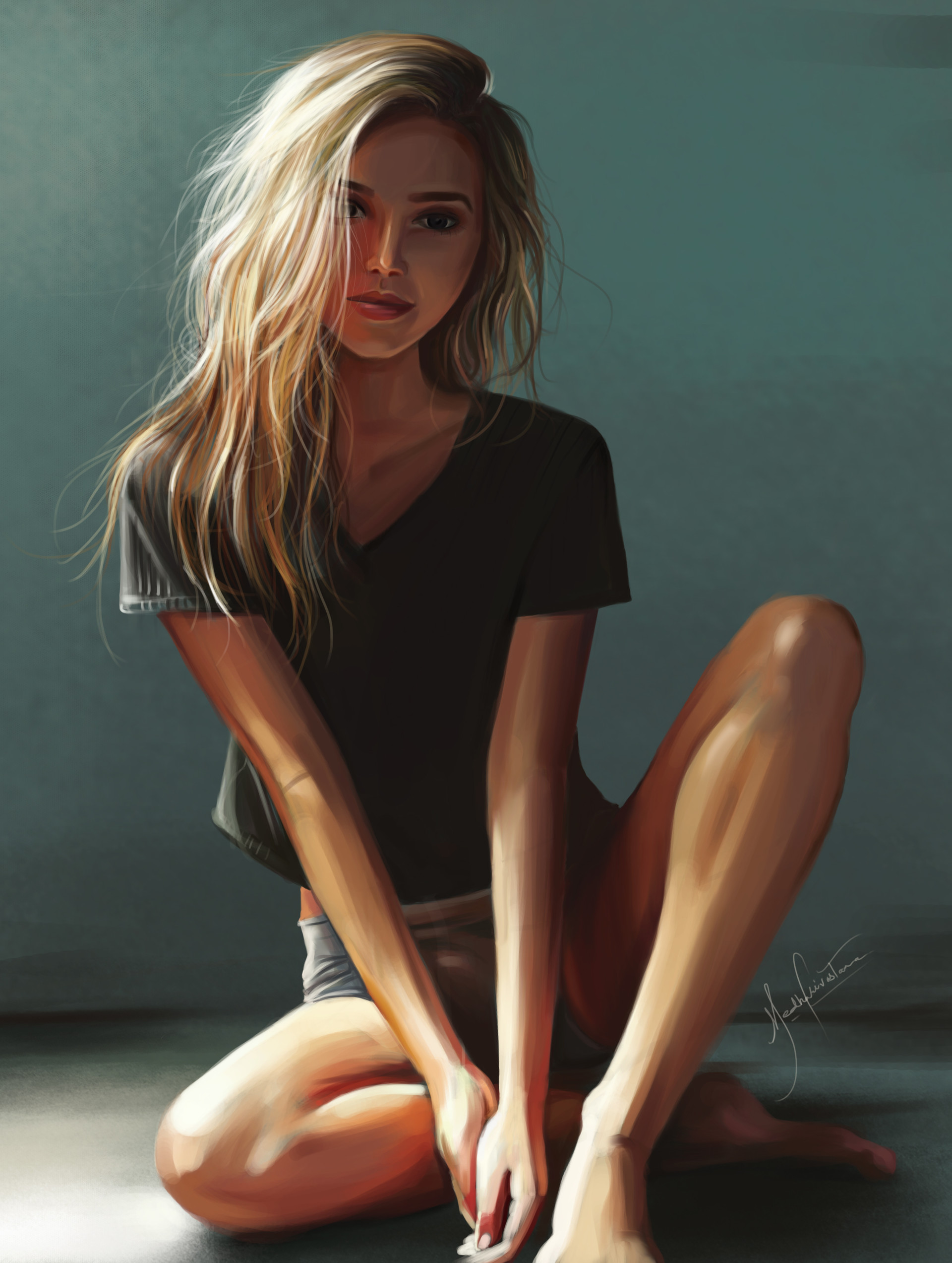 Artstation - Quick Paints, Medha Srivastava-5160