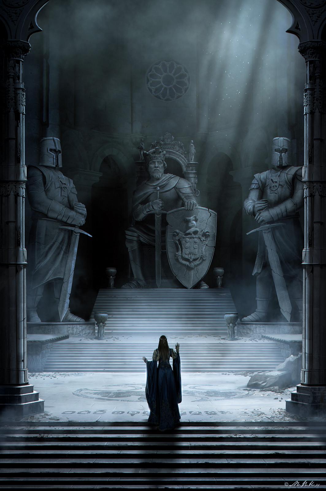 Vladimir manyukhin the last of the kings