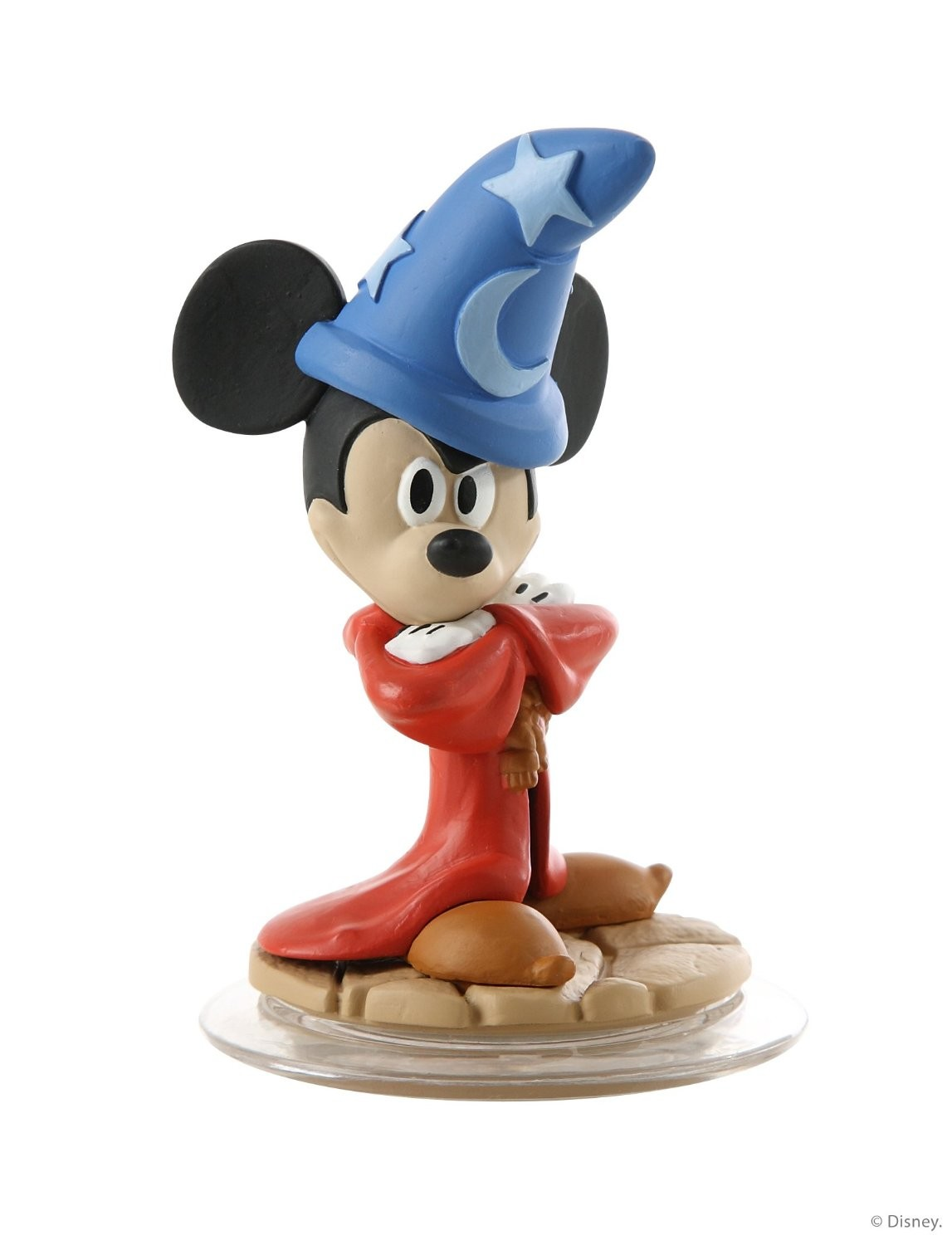 Sorcerer Mickey Interactive Game Piece