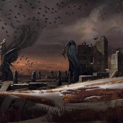 Jon dunham court of crows