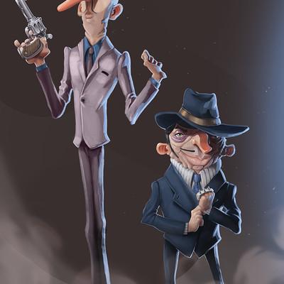 The Italian Mafia Duo