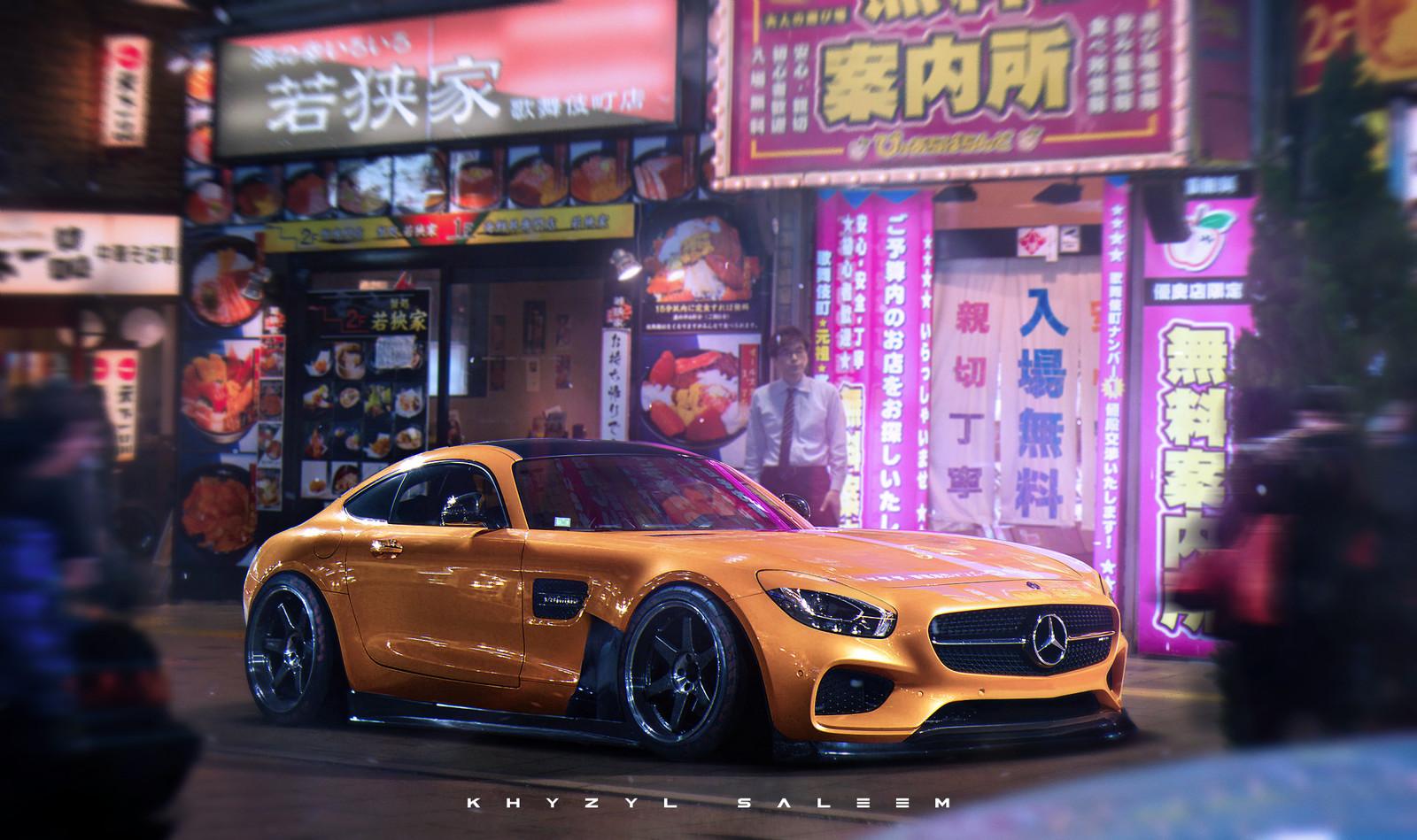 AMG GT Simple