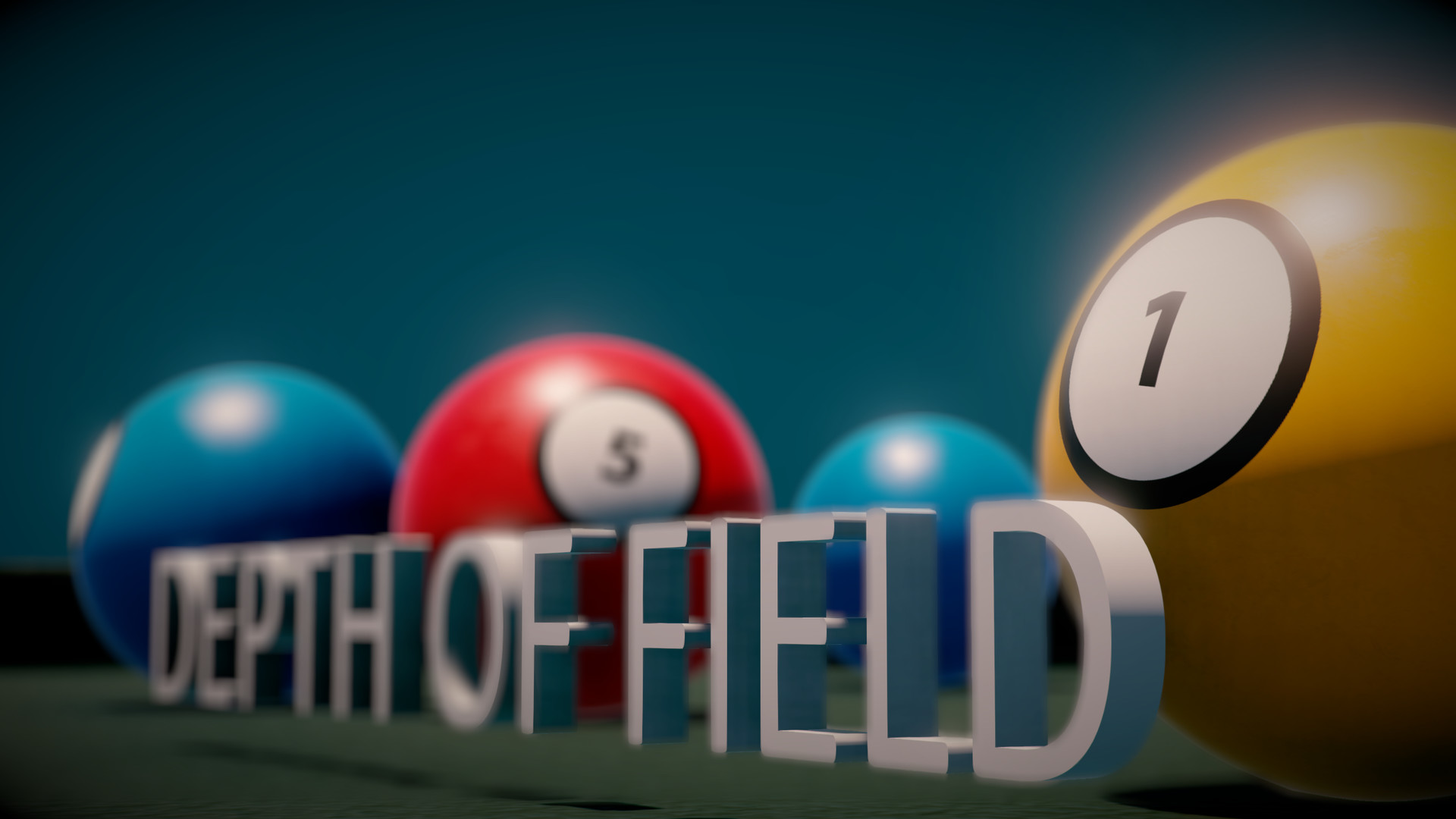 Physical Depth of Field