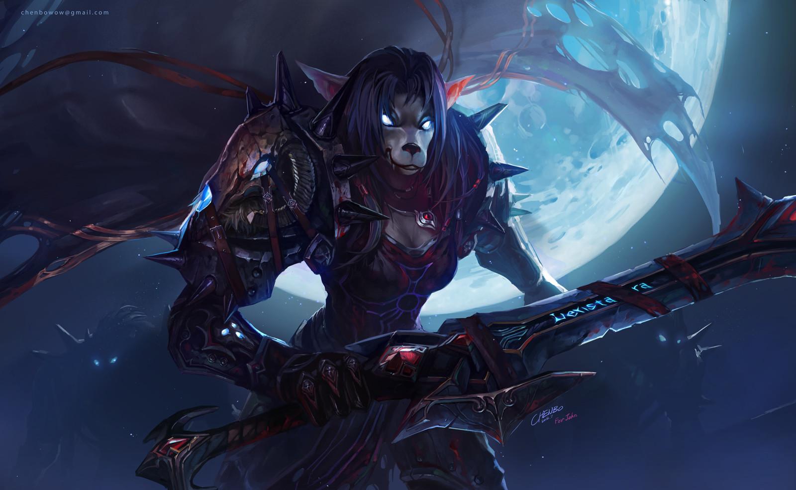 Bo chen death knight rises8