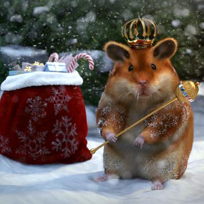 Alexander samsonov hamster comp final