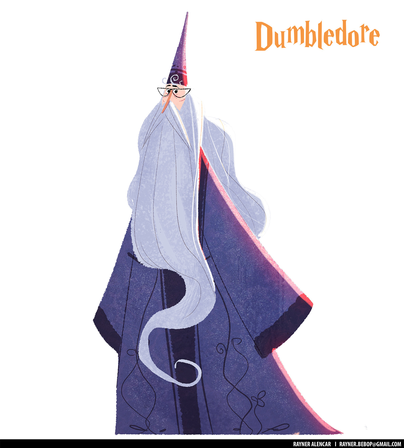 Rayner alencar dumbledore