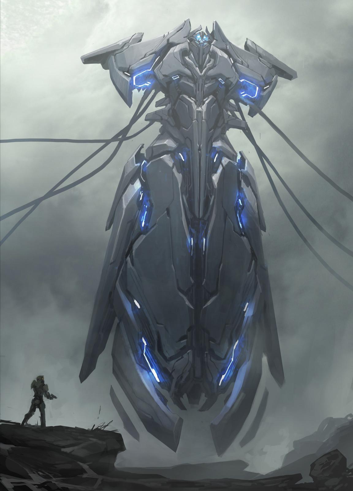 Halo 5- Guardian Concept