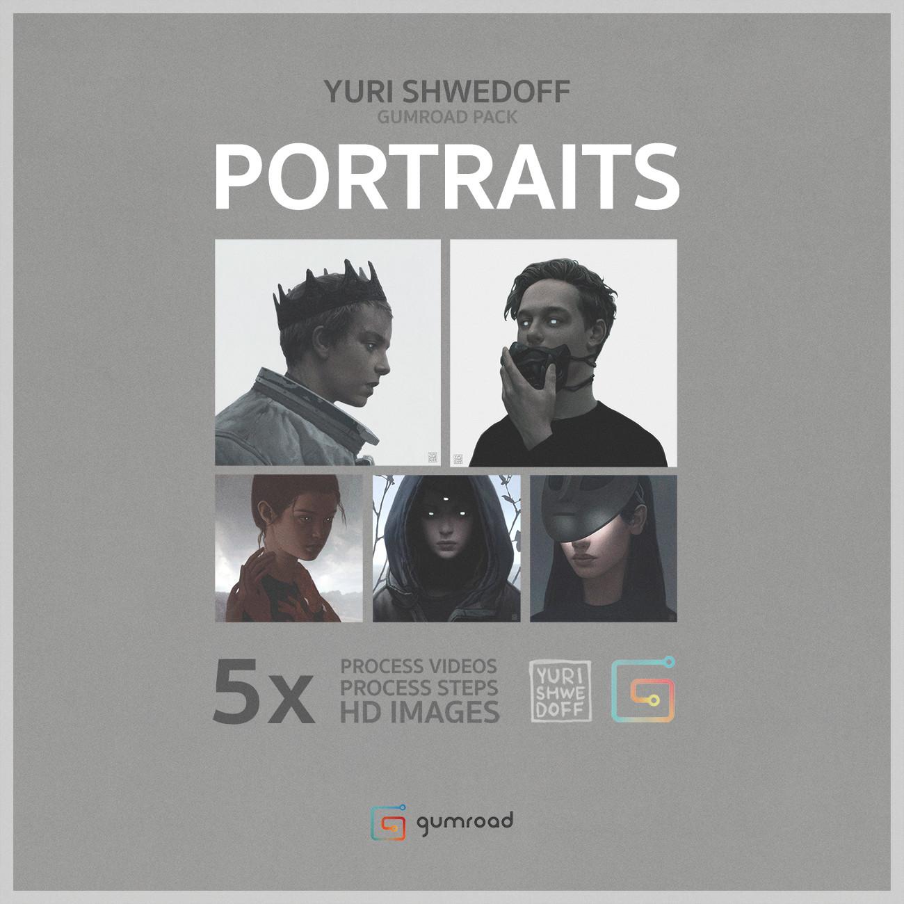 Yuri shwedoff cover