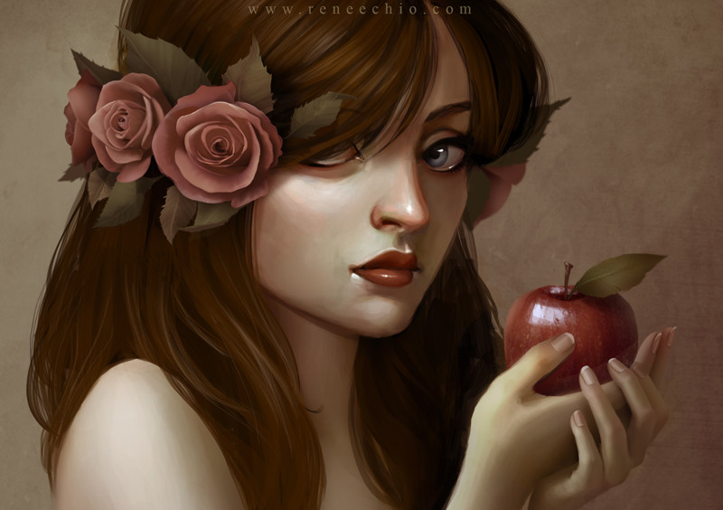 Renee chio autumnsins detalle