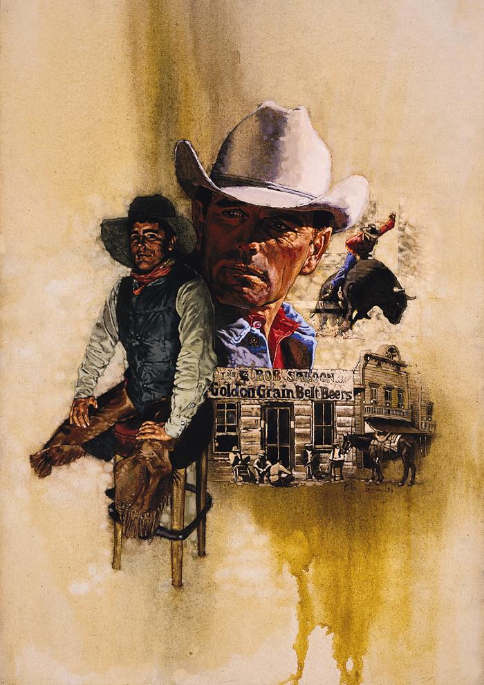 Kinsun loh cowboy