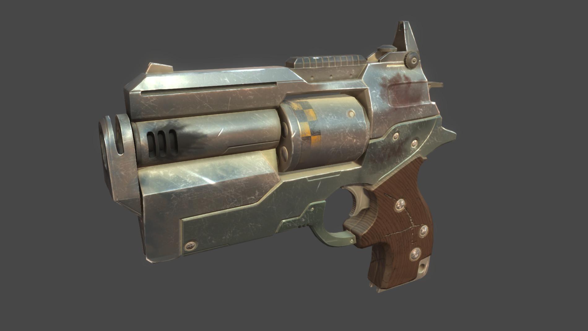 Maciej gornicki gun