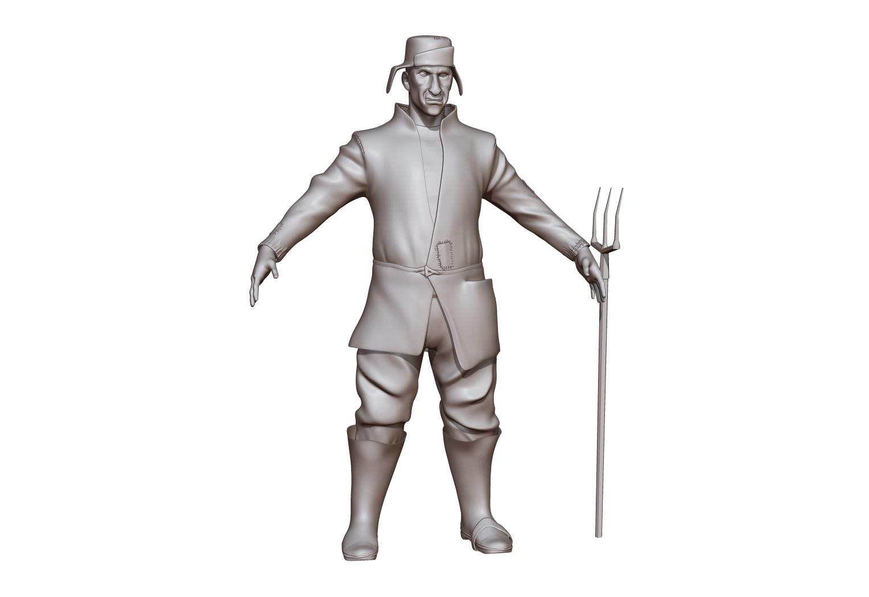 Maciej gornicki sculpt1