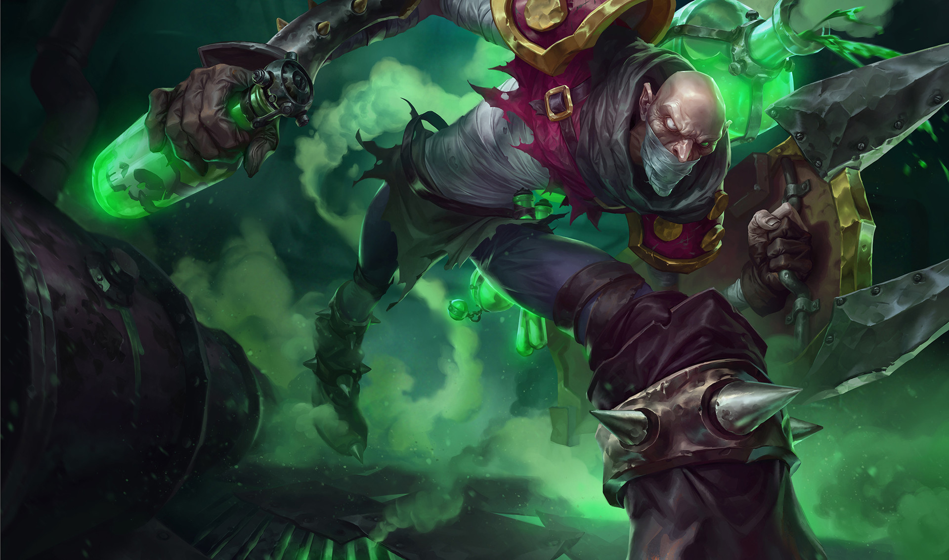 Sixmorevodka studio smv league of legends singed fourthpass