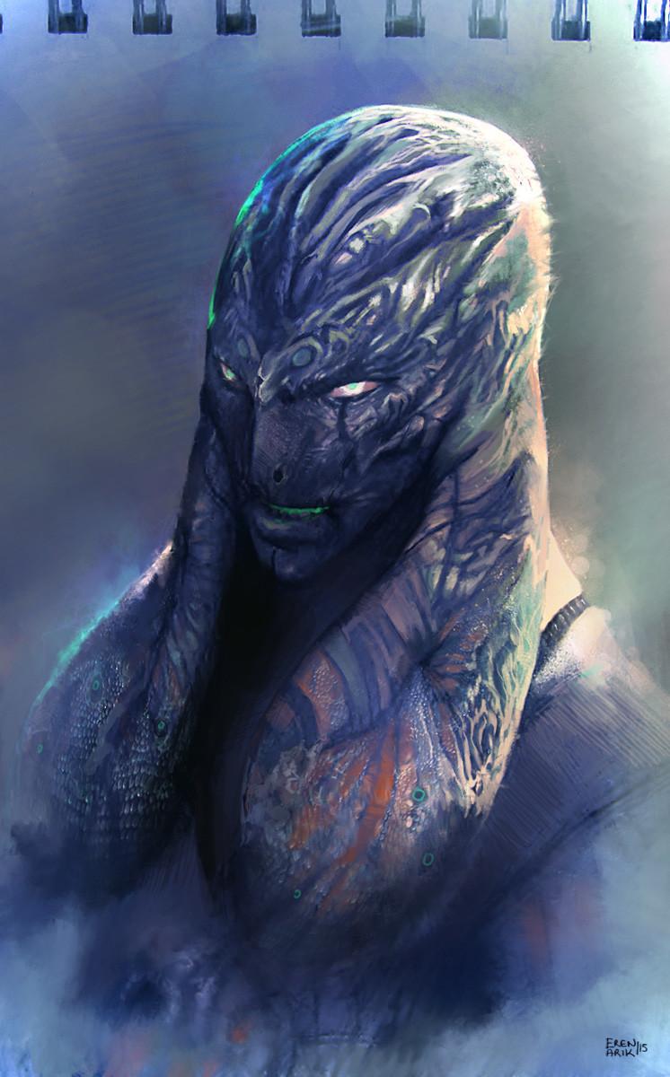 Eren arik the alpha draconian