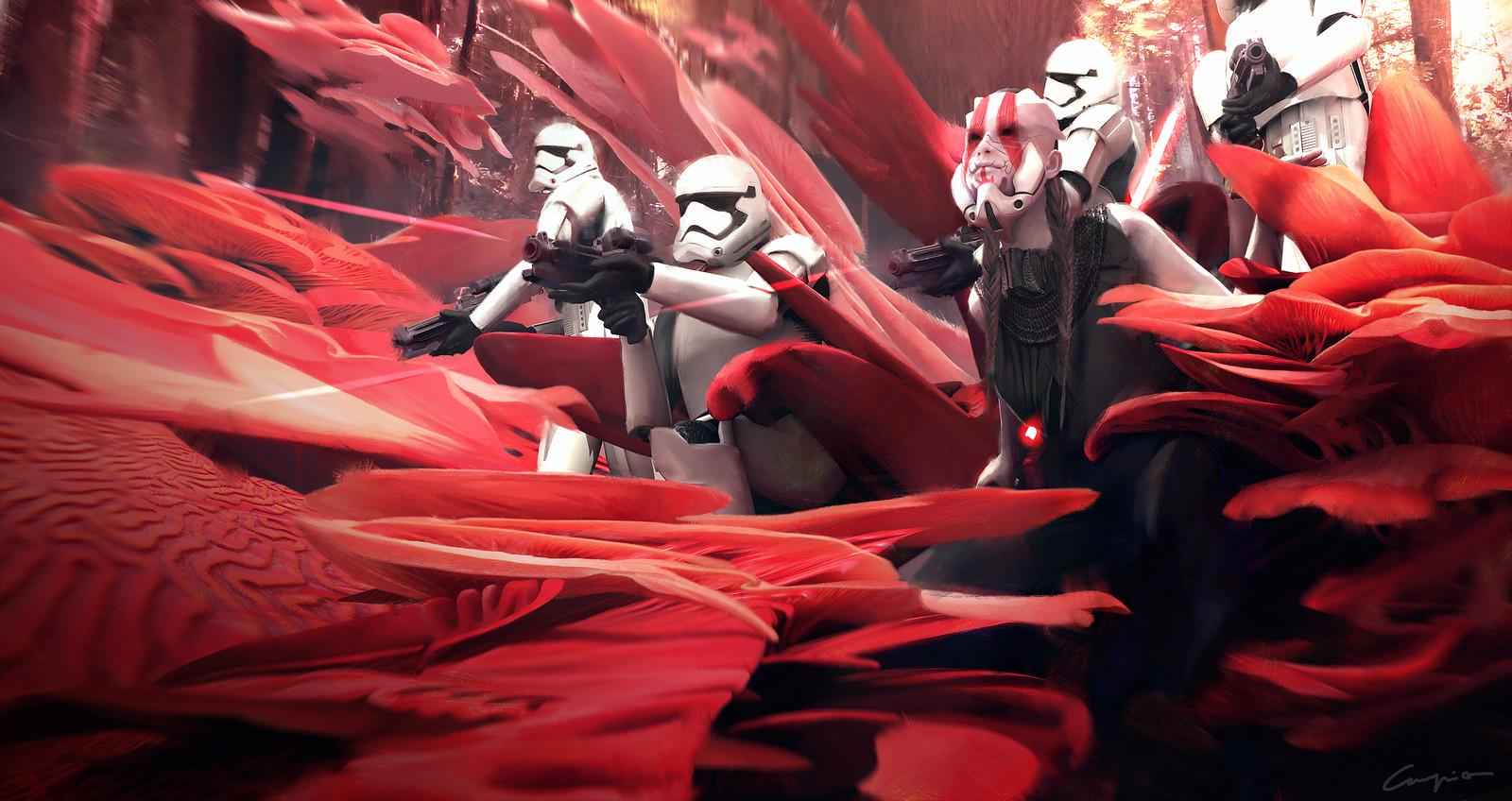 SW: Sith Design