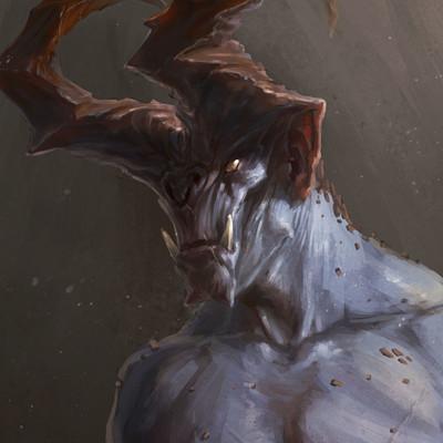 Xabier urrutia demon blue