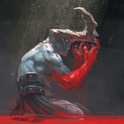 Xabier urrutia demons talking4