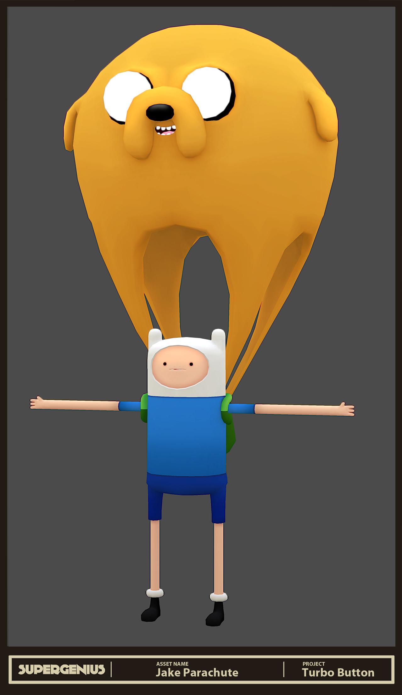 ArtStation - Adventure Time: Magic Man's Head Games (for