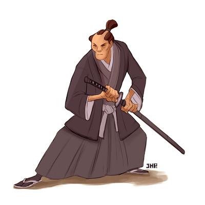 Joao henrique pacheco samurai