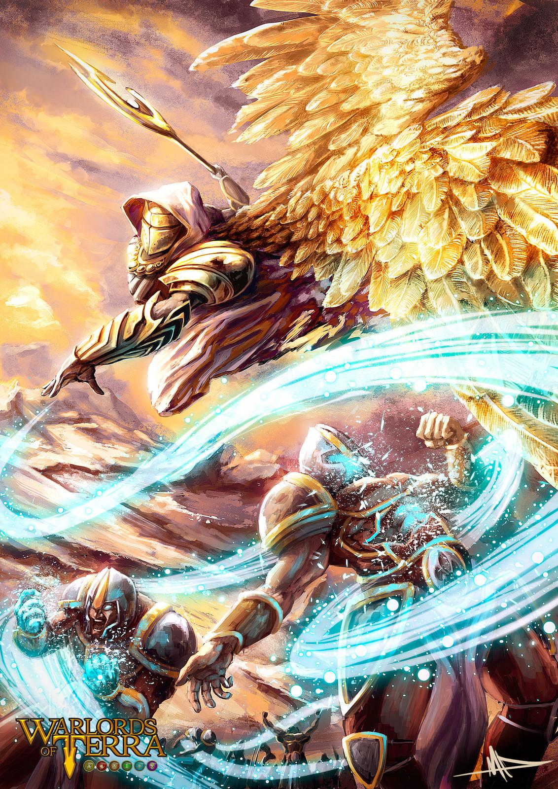 Angelic envoy